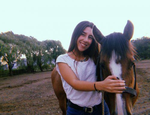 Claudia Palma, becada y estudiante de psicología cuenta su experiencia en Creo en ti.