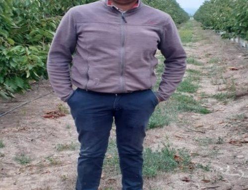 ¡Otro sueño se cumple! Franco Arturo Martínez Poblete ahora también, Técnico Profesional Agrícola y Ganadero