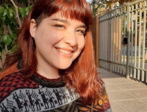 Conozcamos a Natalia Alicia Celis Muñoz, nuestra psicóloga en práctica